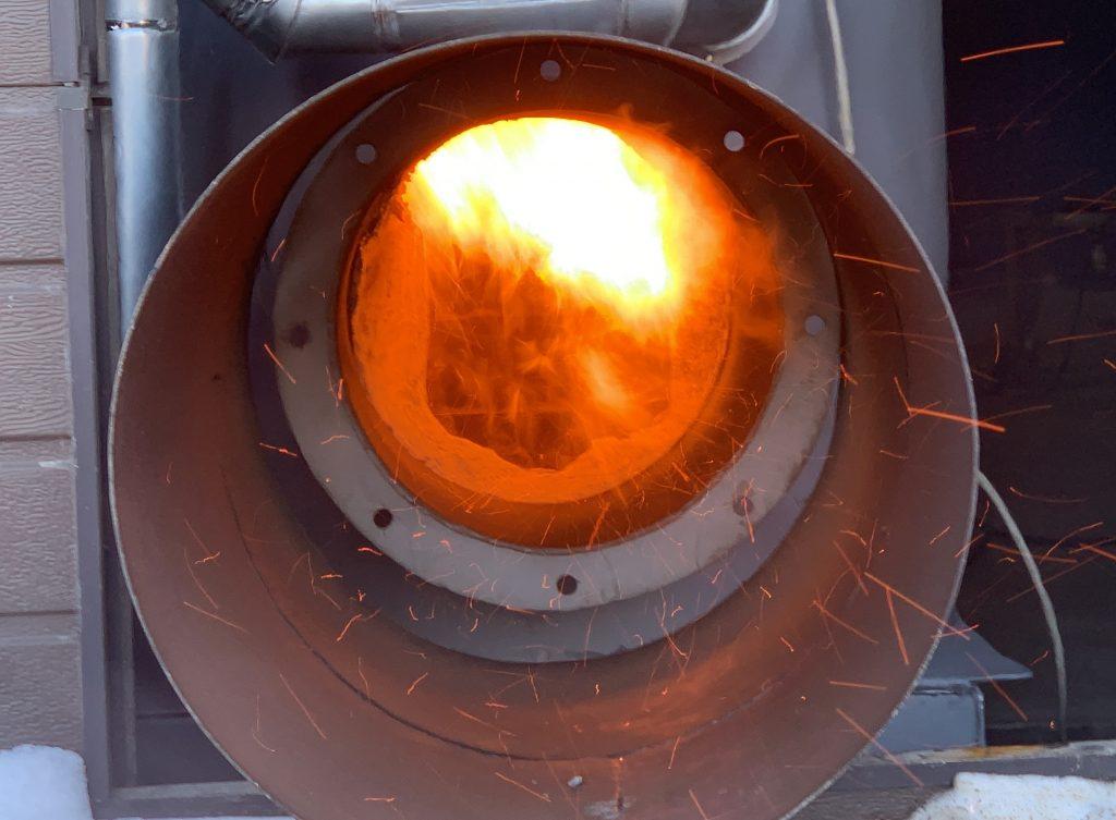 Double Vortex Burner