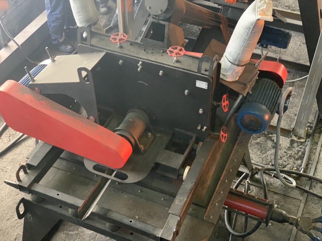 Wet Milling Machine